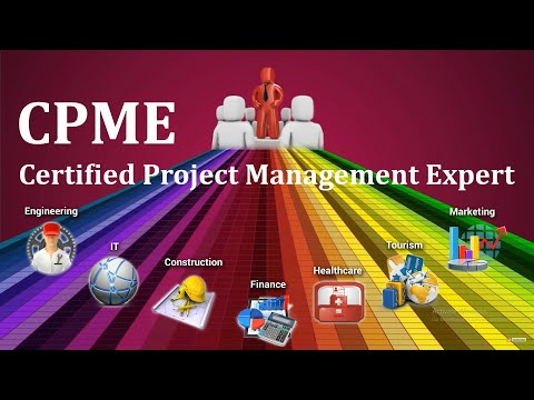 CPME - Online Project Management Certification | AIMS UK - YouTube