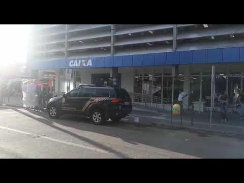 PF investiga crime de furto na Caixa Econômica de Gurupi