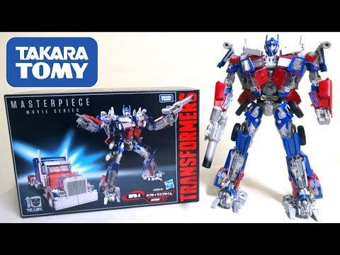 【国内版】トランスフォーマー MPM-04 オプティマスプライム ヲタファの比較レビュー / Transformers MPM-4 Optimus Prime