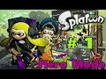 Let s Play Splatoon Hero Mode 1