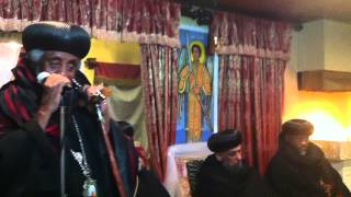 Ethiopia Orthodox  Church  America
