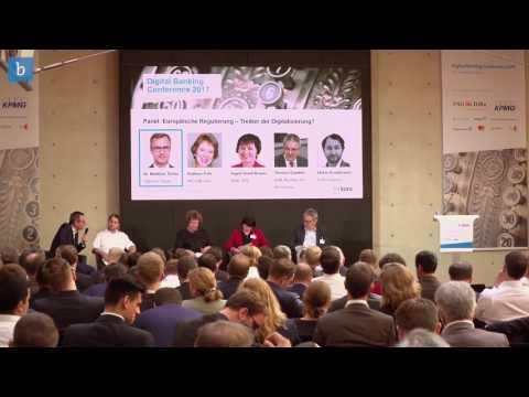 09 Panel: Europäische Regulierung - Treiber der Digitalisierung?