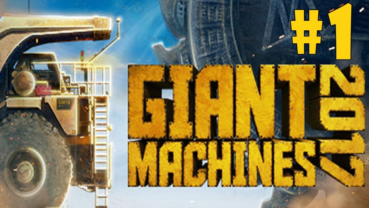 Giant Machines 2017 - Walkthrough - Part 1 - Fortune Helps the ...