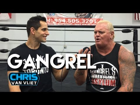 Gangrel on Luna, training Rusev, secret message in The Brood's theme song, Edge, more
