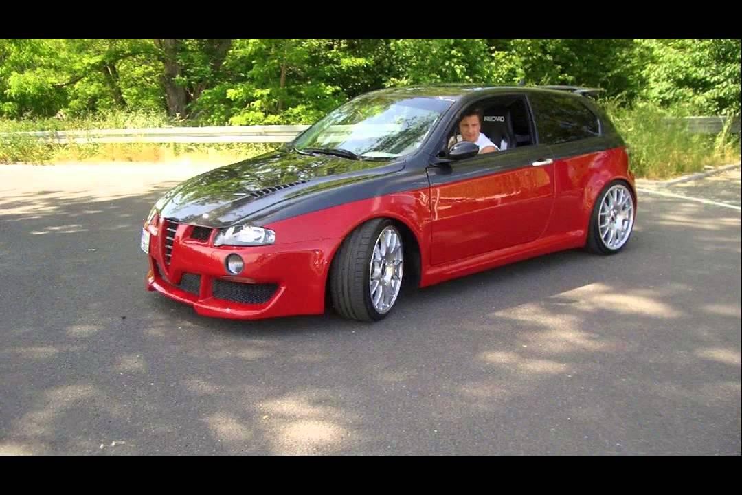 Alfa Romeo 147 Tuning Youtube
