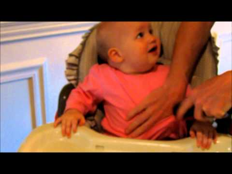 baby highchair Zandy.wmv