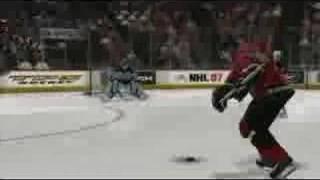 NHL 07 Trailer