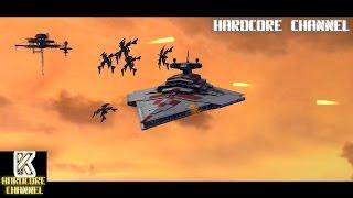 Star Wars Empire at War: Forces of Corruption - Схватка - Hardcore - Империя - Схватка на Беспине