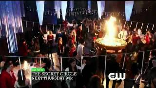 The Secret Circle Season 1 Episode 11 Promo - Fire/Ice