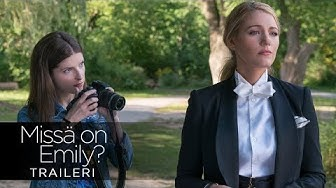 MISSÄ ON EMILY? elokuvateattereissa 21.9.2018 (traileri #2)