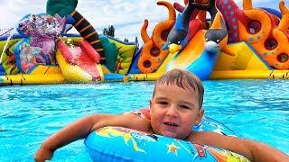 видео Отдых в Ейске с детьми. Отдых в Ейске 2018