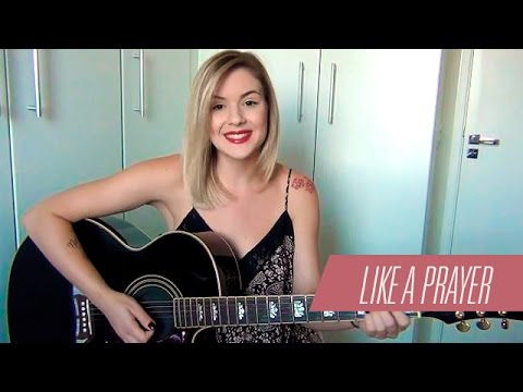 Like A Prayer | Madonna | Cover Carina Mennitto