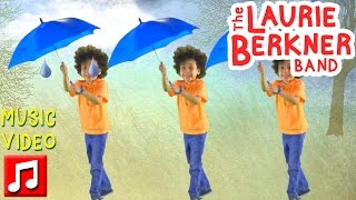 """Umbrella"" by The Laurie Berkner Band from Superhero Album"