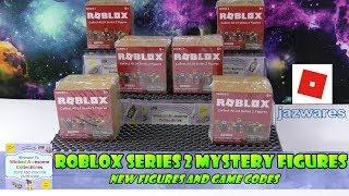 Neu! Roblox Series 2 Mystery Kisten - Coole neue Figuren und Spielcodes