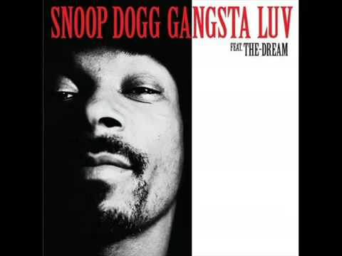 Snoop Dogg Ft The Dream  Gangsta Love