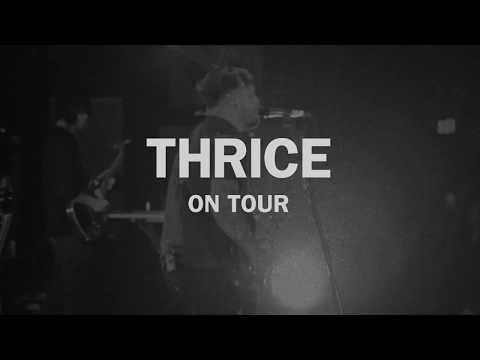 Thrice - On Tour With The Bronx & Teenage Wrist