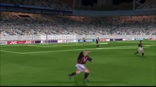FIFA 2003 PS1 Gameplay HD
