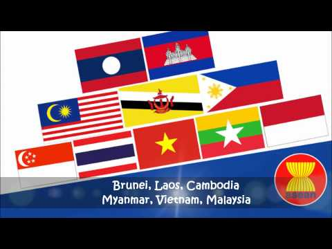 ASEANers, We are one song (with subs)