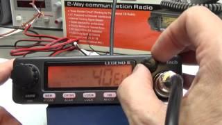 CB Radio LAb Test: mTech Legend 3