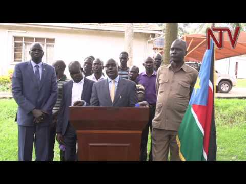 South Sudan conflict: Supporters of Riek Machar declare willingness to work with Kiir government