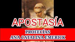 🔴 IMPRESIONANTE ➡️📢 Profecía de la BEATA Ana Catalina Emerick en CUMPLIMIENTO...