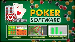 Poker Software you NEED