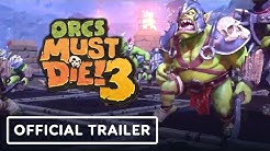 Orcs Must Die 3: Official Reveal Trailer - Gamescom 2019