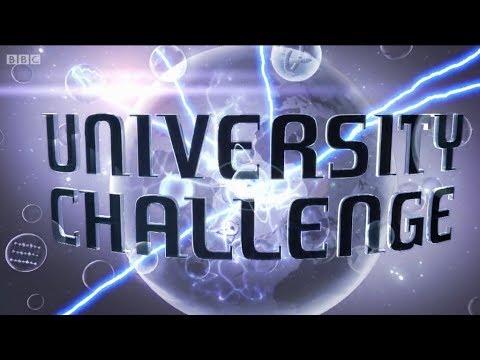 University Challenge S43E37 Final