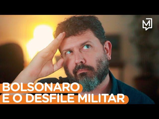 Bolsonaro e o desfile militar I Ponto de Partida