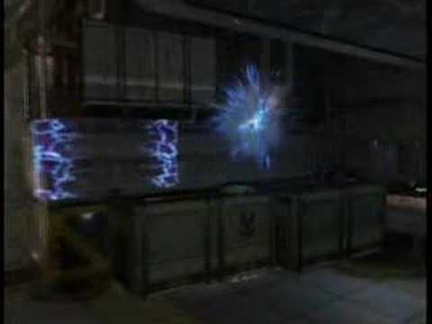 Halo 3: Plasma Physics