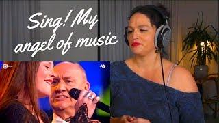 Vocal coach reacts to Floor Jansen & Henk Poort: The phantom of the opera