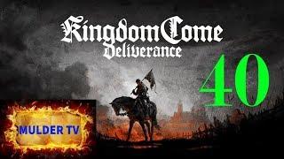 Kingdom Come: Deliverance (#40) Pátrání po verbířích (Let's Play CZ 1080/60 PC)
