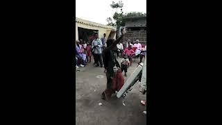 New Bhojpuri desi dance Gajab gadrail biya