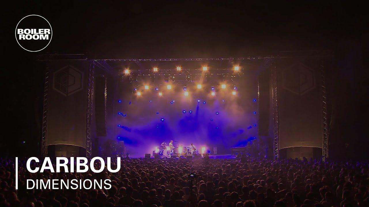 Caribou - Boiler Room x Dimensions Opening Concert Live Set (2014) (Full Concert) [Alternative , Indie]