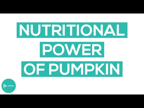 Pumpkin Nutrition Facts | The Incredible Nutritional Power of Pumpkin | IntroWellness