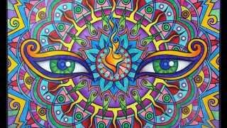 Coloring SuperVibrant Mandalas Tutorial by Cristina McAllister