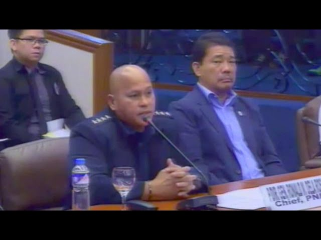 Bato: Duterte did not meddle in decision to reassign Supt. Marcos