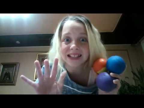 Как научиться жонглировать|За 5 минут!?!?!?