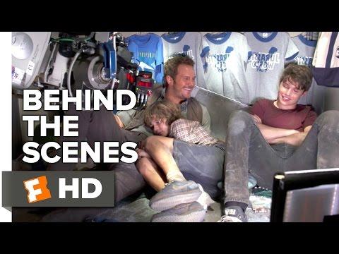 Jurassic World Behind the Scenes - Inspired Casting (2015) - Chris Pratt Movie HD