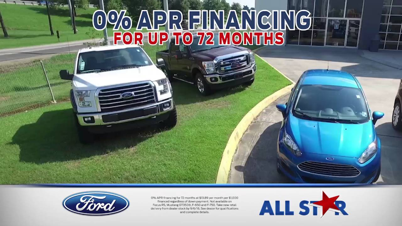 all star ford lincoln august 2016 commercial ford. Black Bedroom Furniture Sets. Home Design Ideas