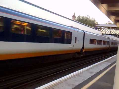 Eurostar Train at Beckenham Junction