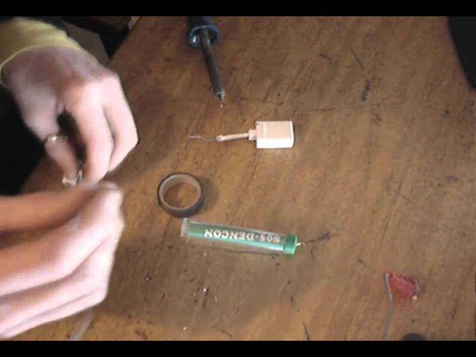 Hakology How To Make A Phone Tap Listening Device