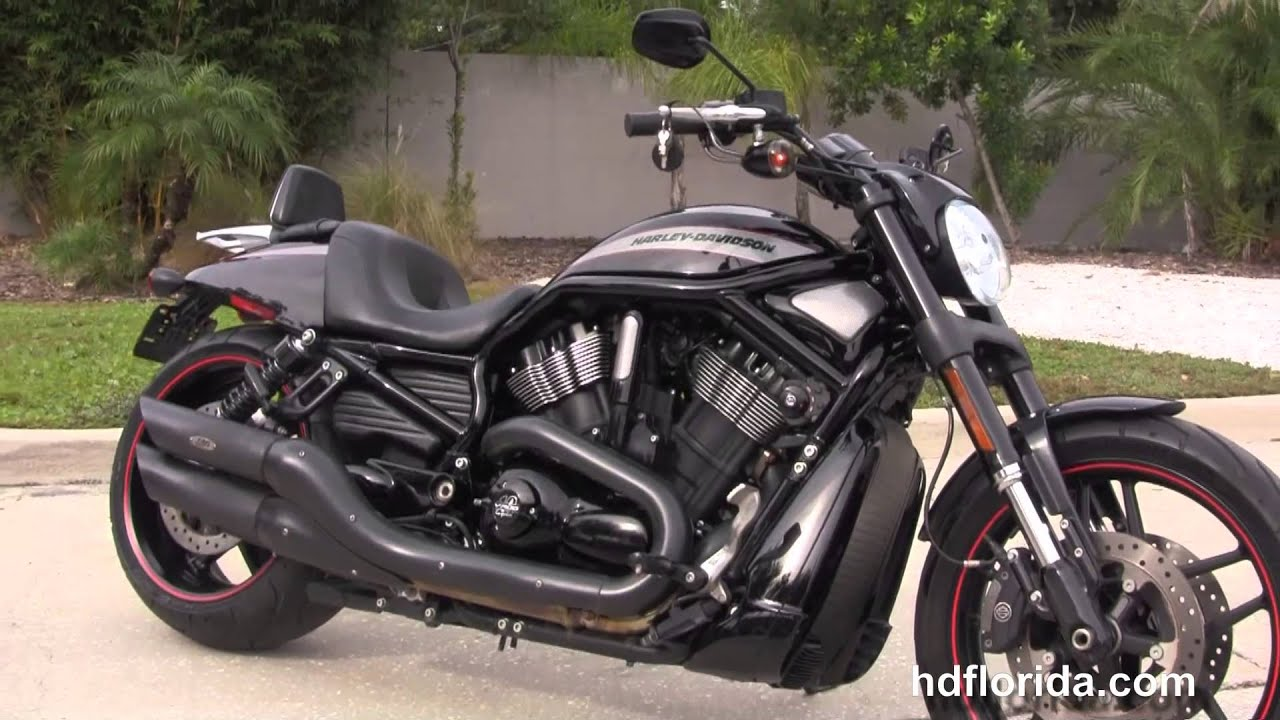 2012 Harley Davidson Night Rod Special 10th: 2012 Harley Davidson Night Rod Special