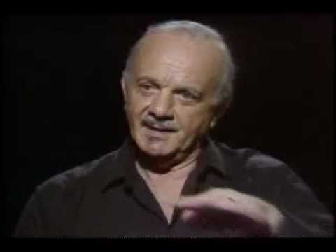 Astor Piazzolla talking about music and tango
