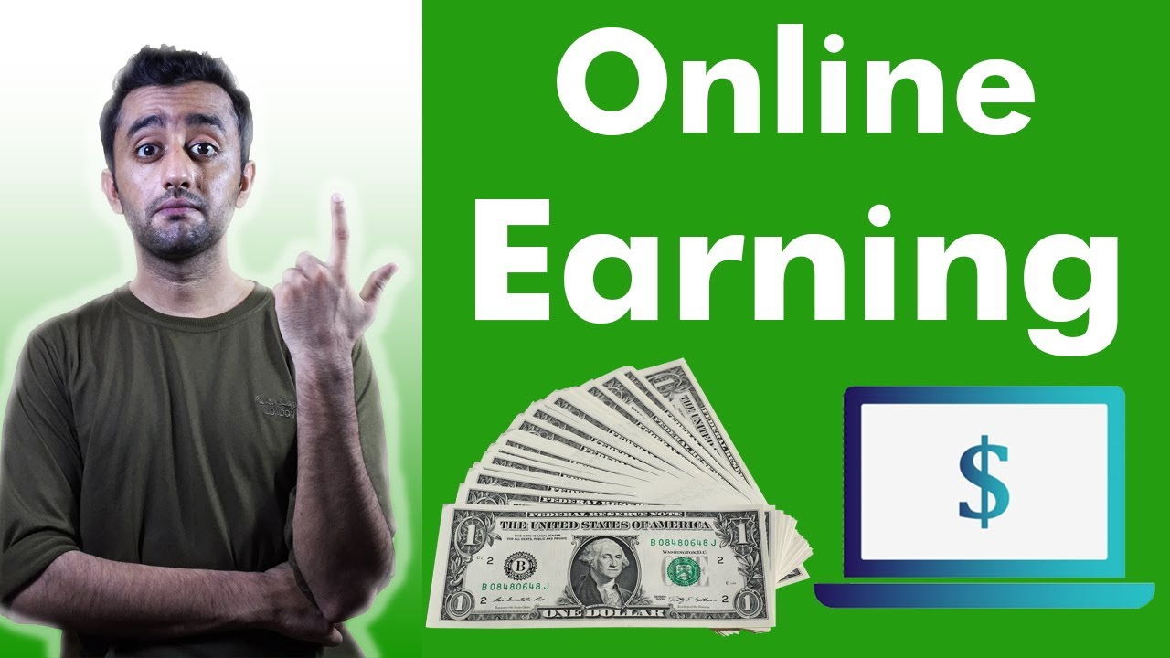 Earn $20 Per Day Online Without investment  | Earn Money Online 2018 Urdu Hindi