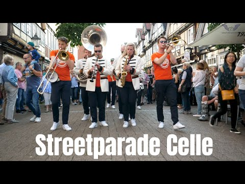 Streetparade in Celle 2019 - in 4K
