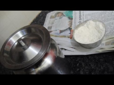 How To Clean the Oil Spill in Kitchen within 2 minutes | Clean Oil without Soap | Kitchen Tips