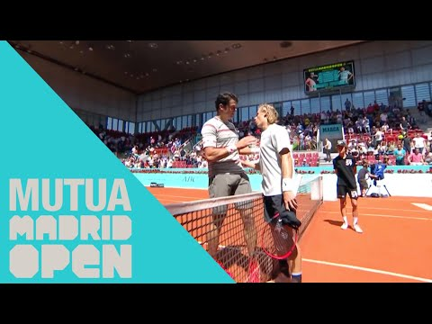 Shapovalov - Raonic Highlights