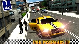 Modern Taxi Driving 3D - Android Gameplay HD