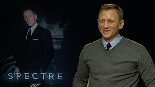 "Daniel Craig Plays ""Save Or Kill"" And Talks Working With Sam Mendes On 'Spectre'"